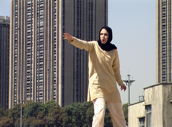 تمرین اجرا در تهران